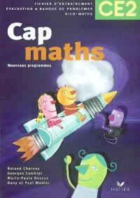 Cap maths CE2 : fichier de l'élève