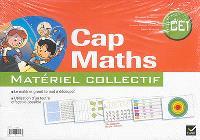 Cap maths cycle 2, CE1 : matériel collectif