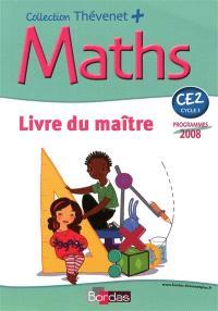 Maths CE2 : livre du maître