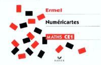 Apprentissages numériques et résolution de problèmes, cours élémentaire (première année) : numéricartes