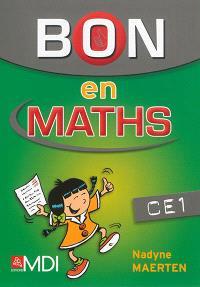 Bon en maths CE1