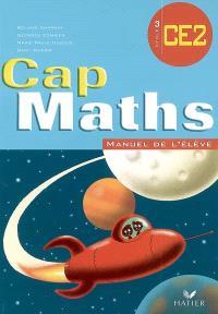 Cap maths CE2, cycle 3 : manuel de l'élève; Le dico-maths CE2, cycle 3 : répertoire des mathématiques