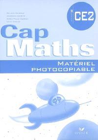 Cap maths, CE2 cycle 3 : matériel photocopiable