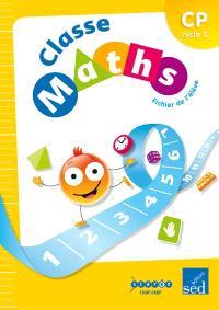 Classe maths : CP
