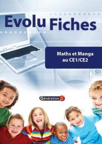 Evolu fiches, Maths et manga au CE1-CE2