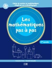 Les mathématiques pas à pas, 1re année