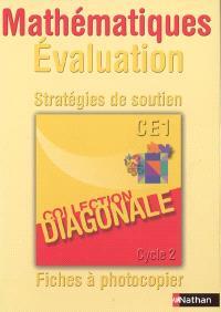 Mathématiques CE1, cycle 2 : évaluation : stratégies de soutien