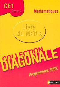 Mathématiques CE1, cycle 2 : guide pédagogique : programme 2002