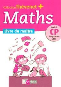 Mathématiques CP : livre du maître