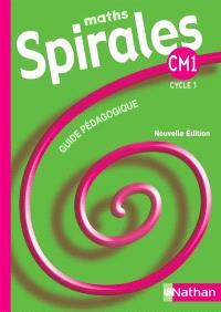 Maths CM1, cycle 3 : guide pédagogique