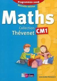 Maths CM1, cycle 3 : programmes 2008