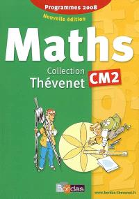 Maths CM2, cycle 3 : programmes 2008