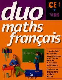 Maths français CE1 : 7 ans