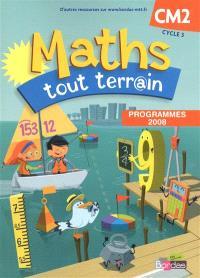 Maths tout terr@in, CM2 cycle 3