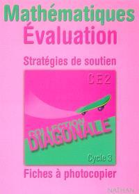Maths, cycle 3, CE2 : photofiches évaluation