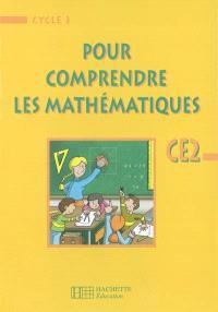Pour comprendre les mathématiques : CE2 : euro-livre de l'élève