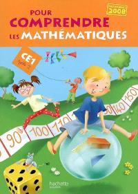 Pour comprendre les mathématiques CE1 cycle 2