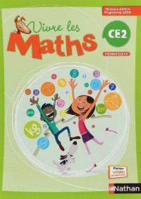 Vivre les maths CE2 : fichier élève : programme 2008