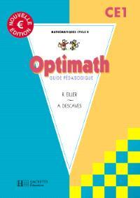 Mathématiques, CE1 cycle 2, Euro : guide pédagogique