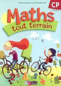 Maths tout-terrain CP, cycle 2 : fichier d'application et d'entraînement