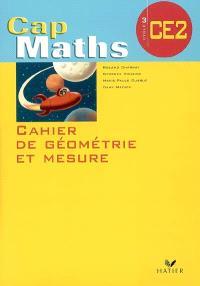 Cahier de géométrie et mesure CE2 cycle 3