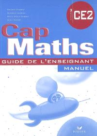 Cap maths CE2, cycle 3 : guide de l'enseignant, version fichier