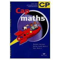 Cap maths, CP : fichier de l'élève