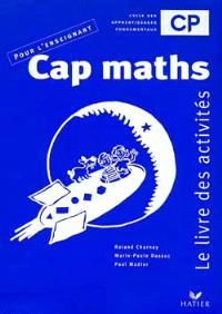 Cap maths, CP : livre des activités