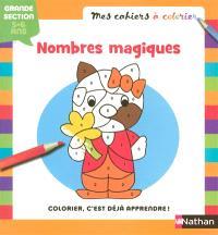 Coloriage magique, maths : CE2
