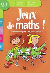Les mathématiques ? Un jeu d'enfant ! CE1