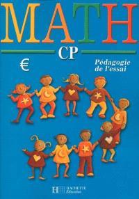 Math, CP : pédagogie de l'essai : fichier de l'élève
