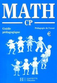 Math, CP : pédagogie de l'essai, euro