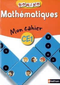 Mathématiques : mon cahier, CE1