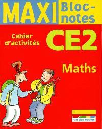 Mathématiques CE2 : cahier d'activités