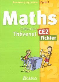 Mathématiques CE2 : fichier de l'élève