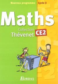 Mathématiques CE2 : manuel de l'élève