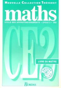 Maths : cycle des approfondissements, cycle 3, CM1