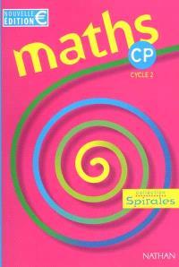 Maths CP cycle 2 : fichier de l'élève