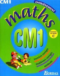 Maths, CM1