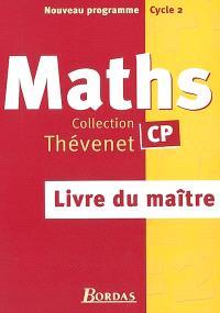 Maths, CP : livre du maître