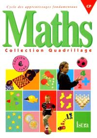 Maths, CP, cycle des apprentissages fondamentaux : fichier élève, euro