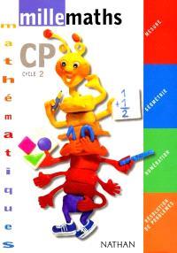 Millemaths CP : fichier de l'élève
