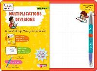 Multiplications, divisions, dès 8 ans