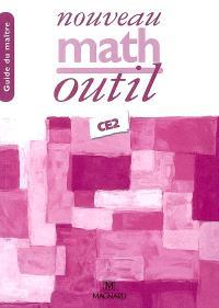 Nouveau math outil CE2 : guide du maître