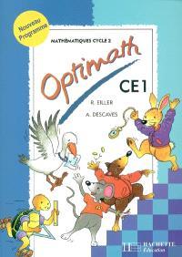 Optimath CE1 : mathématiques cycle 2