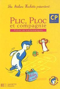 Plic, Ploc et compagnie, fichier de mathématiques, CP, cycle 2