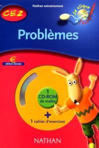 Problèmes, CE2
