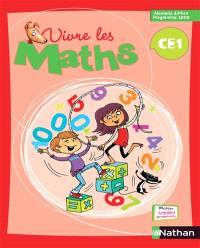 Vivre les maths CE1 : programme 2008
