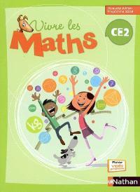Vivre les maths CE2 : programme 2008