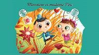 Monsieur et madame Pou : kamishibaï